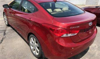 2012 Hyundai Elantra Limited full