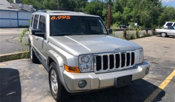 2007 Jeep Commander Limited Limited 4dr SUV full