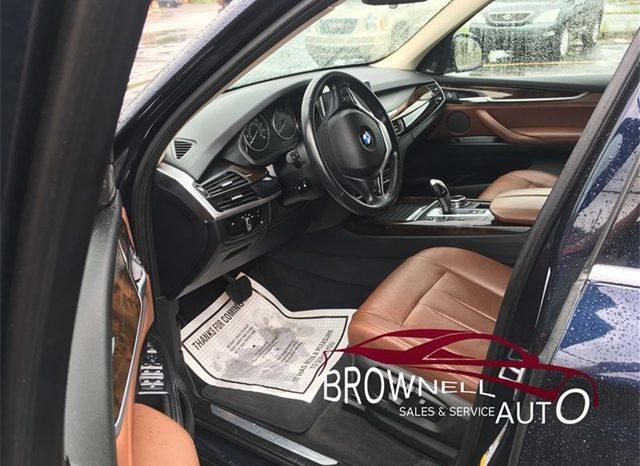 2014 BMW X5 xDrive35i full