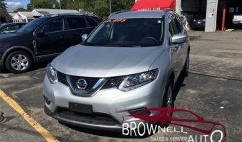 2015 Nissan Rogue SV full