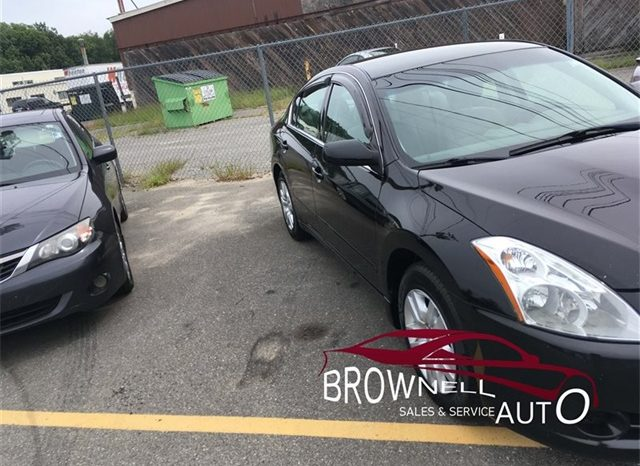 2011 Nissan Altima 2.5 S full