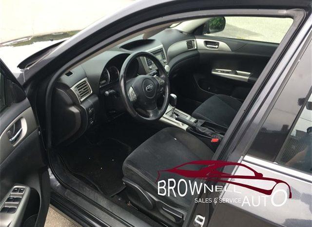 2009 Subaru Impreza 2.5i Premium full