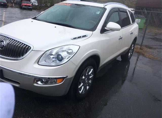 2012 Buick Enclave Leather full