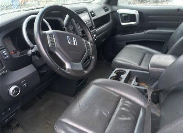 2008 Honda Ridgeline RTL full