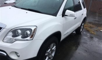 2007 GMC Acadia SLT-1 full