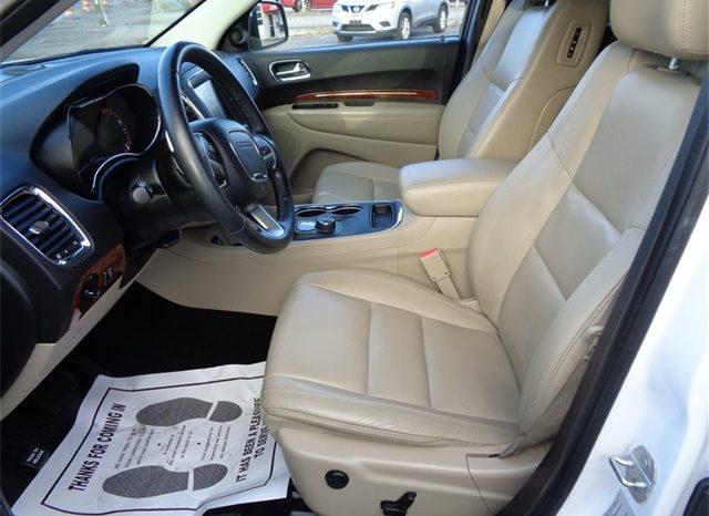 2015 Dodge Durango Limited full