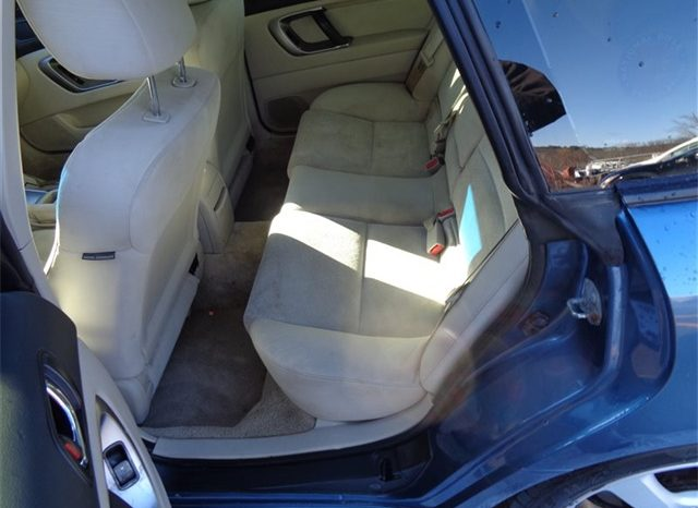 2008 Subaru Legacy 2.5i full