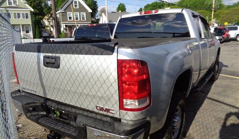 2010 GMC Sierra 2500 Work Truck full