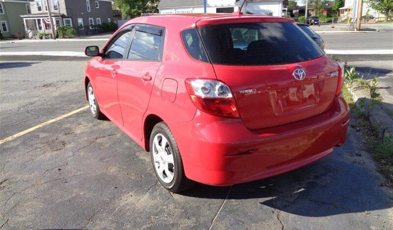 2010 Toyota Matrix full