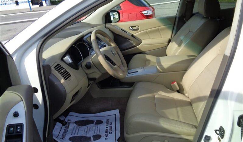 2012 Nissan Murano SV full