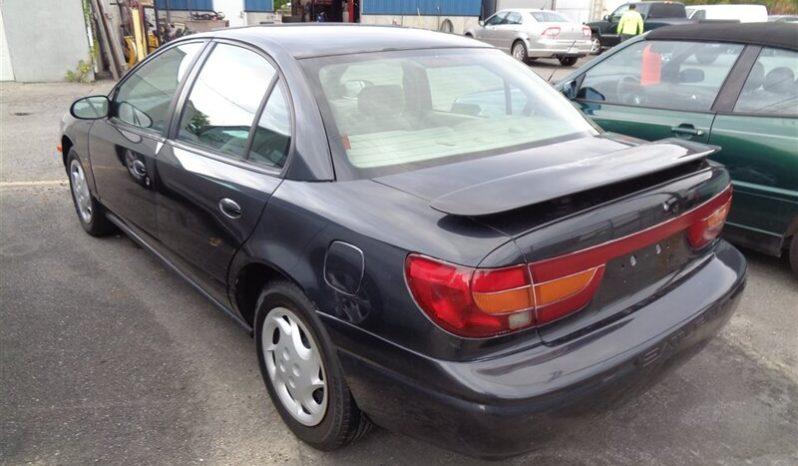 2002 Saturn S-Series SL2 full