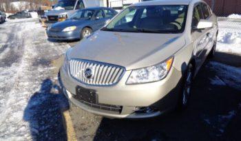 2011 Buick LaCrosse CXL full