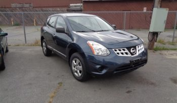 2013 Nissan Rogue S full