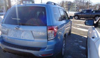 2011 Subaru Forester 2.5X Premium full