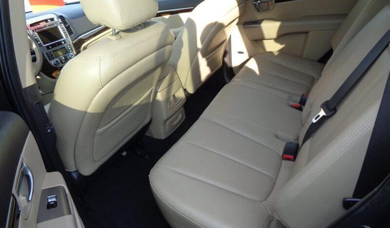 2012 Hyundai Santa Fe Limited full