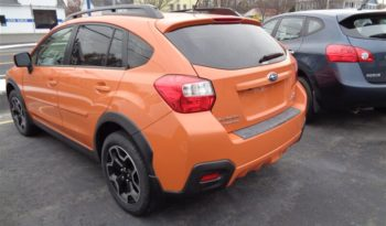 2014 Subaru XV Crosstrek 2.0i Limited full