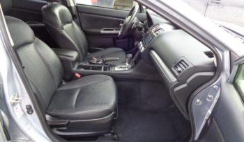 2014 Subaru XV Crosstrek Hybrid Touring full