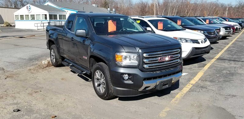 2016 GMC Canyon SLE full