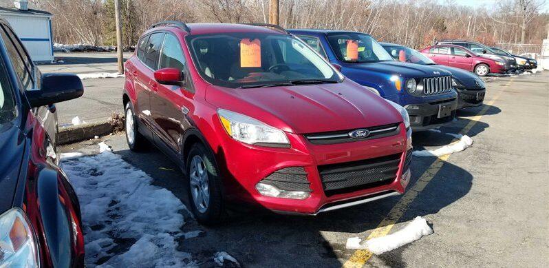 2014 Ford Escape SE full