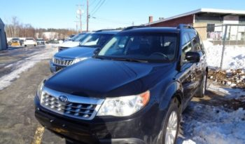 2013 Subaru Forester 2.5X Limited full