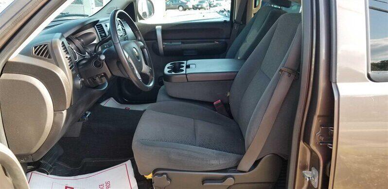 2007 Chevrolet Silverado 1500 Work Truck Work Truck 4dr Crew Cab full