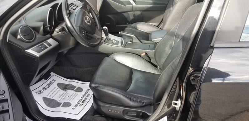 2010 Mazda Mazda3 s Sport full