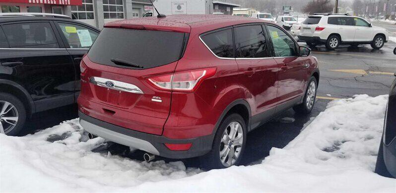 2013 Ford Escape SEL full