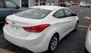 2013 Hyundai Elantra GLS full